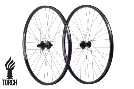 Blunt SS Industry Nine Wheelset | Black