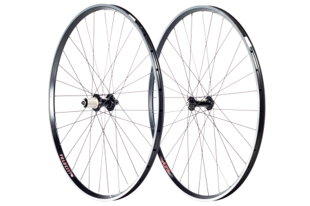 Road Wheelset | Fusion | Silver