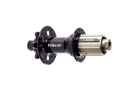 Mountain Disc Boost Rear Hub | Black