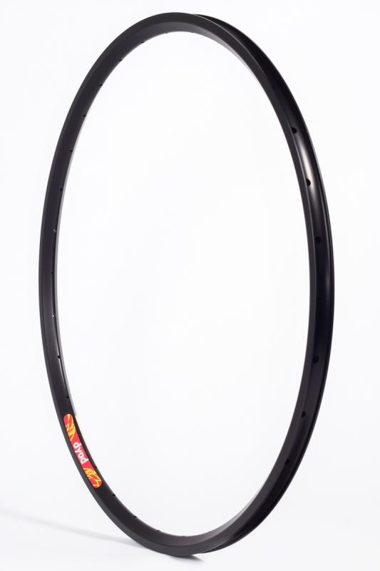 Velocity Usa Dyad 700C Rim 40H Msw Black