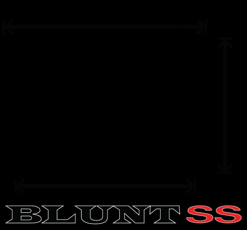 """29/"""" Disc Black 32H Clincher Velocity Blunt SS Rim"""